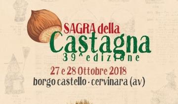 Borgo Castello Sagra della Castagna 39^ edizione